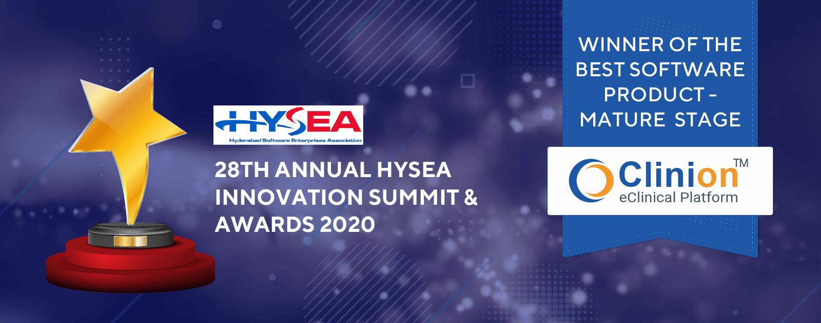 Hysea Awards 2020
