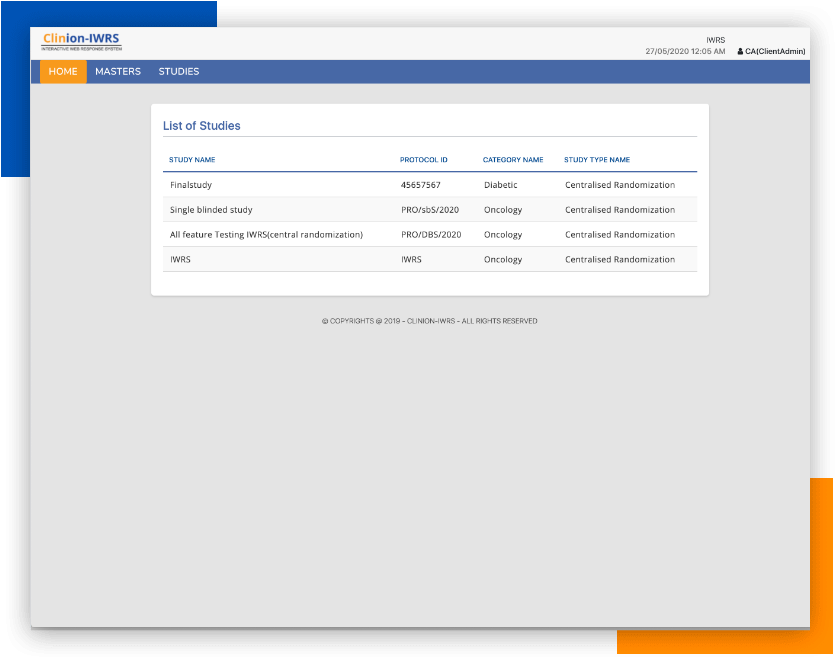 IP Supply Management Software