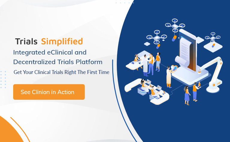 Integrated eClinical and Decentralized Trials Platform
